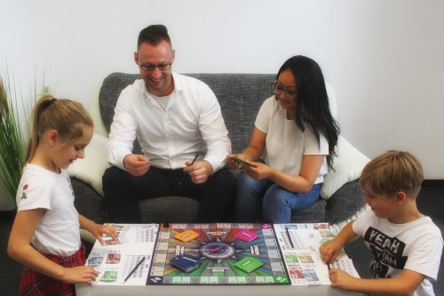 Kompass Familie