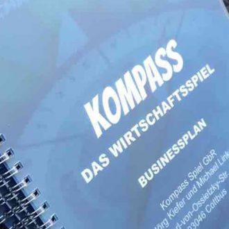 kompass businessplan